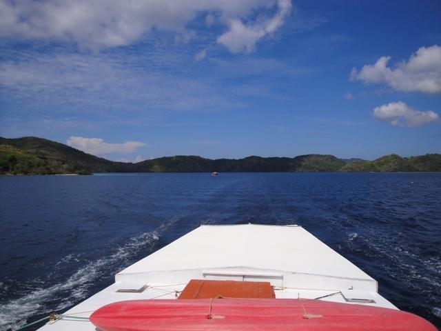Rough Seas in Coron Bay