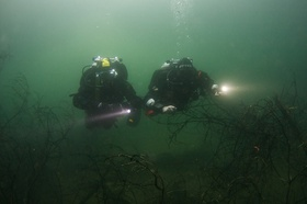 A photo from Cave Diving in Mount Gambier
