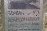 The history of the wreck