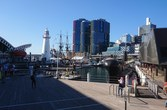 Down on the wharf